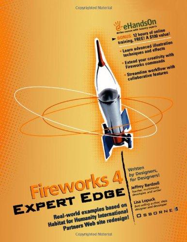 9780072131468: Fireworks 4 Expert Edge