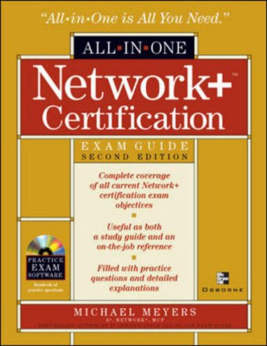 9780072131642: Network+ Certification All-in-one Exam Guide