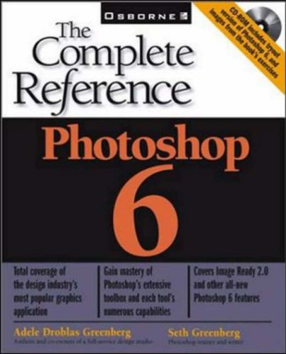 9780072131673: Photoshop 6: The Complete Reference