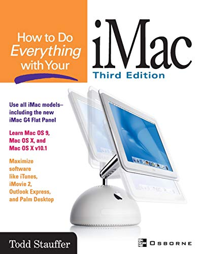 9780072131727: How to Do Everything with Your iMac