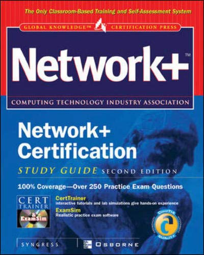 9780072131819: Network+ Certification Study Guide, Second Edition