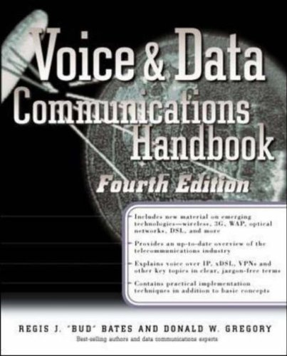 9780072131888: Voice and Data Communications Handbook (Standards & Protocols)