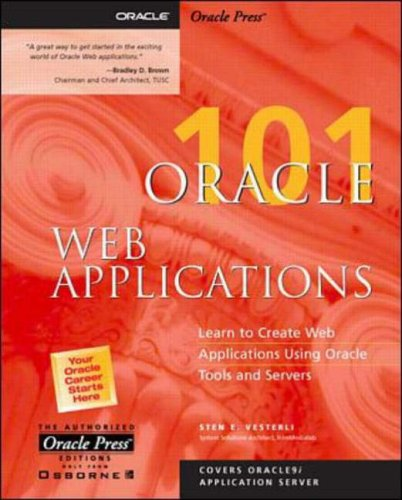 9780072132212: Oracle Web Applications 101 (Oracle Press 101)