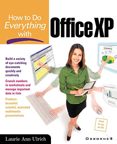 9780072132298: How to Do Everything with Office XP
