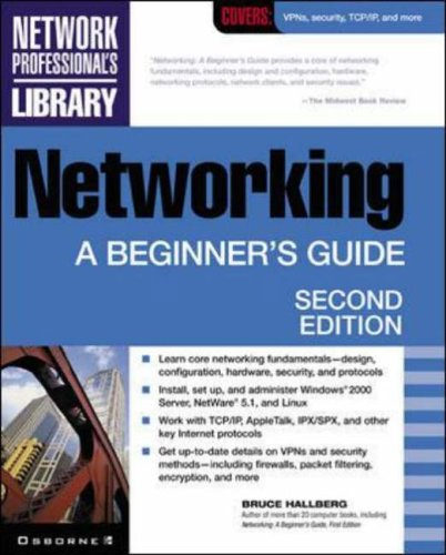 9780072132311: Networking: A Beginner's Guide (Network Professional's Library)