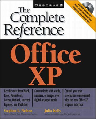 9780072132465: Office XP: The Complete Reference