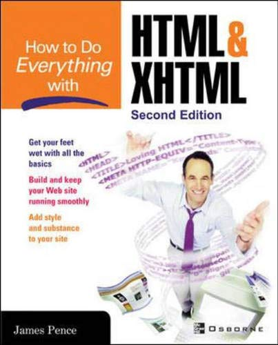 9780072132731: How to Do Everything with HTML