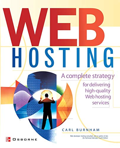 9780072132793: Web Hosting: A Complete Strategy