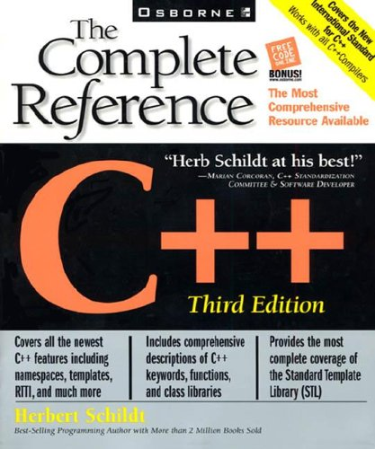 9780072132939: C: The Complete Reference