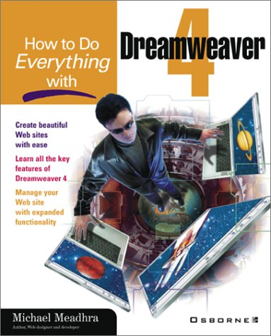 9780072133691: How to do Everything with Dreamweaver 4