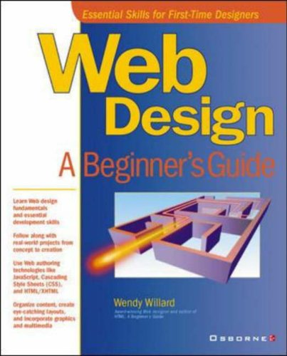 9780072133905: Web Design: A Beginner's Guide (Beginner's Guides (Osborne))