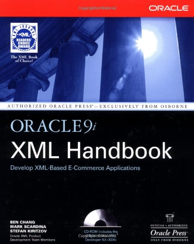 9780072134957: Oracle9i XML Handbook