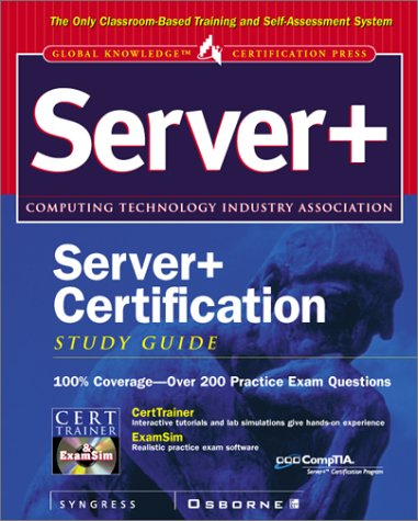 9780072190342: Server+ Certification Study Guide