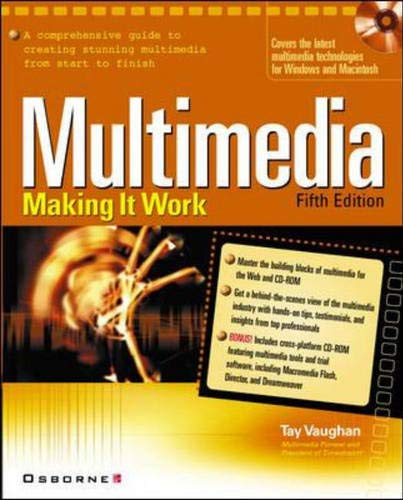 9780072190953: Multimedia: Making It Work, Fifth Edition