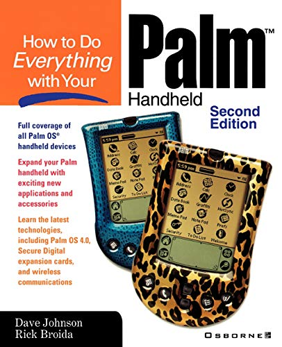9780072191004: How to Do Everything with Your Palm Handheld