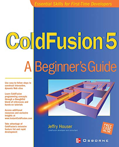 9780072191097: ColdFusion 5: A Beginner's Guide