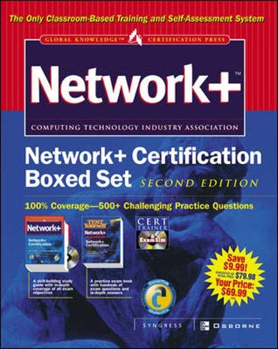 9780072191172: Network+(TM) Certification Boxed Set