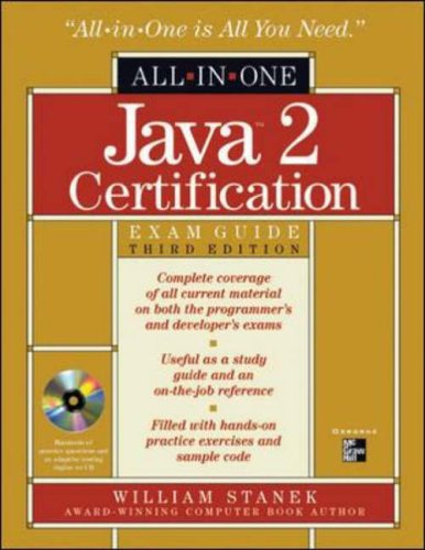 9780072191691: Java 2 Certification All-in-One Exam Guide, 3rd Edition