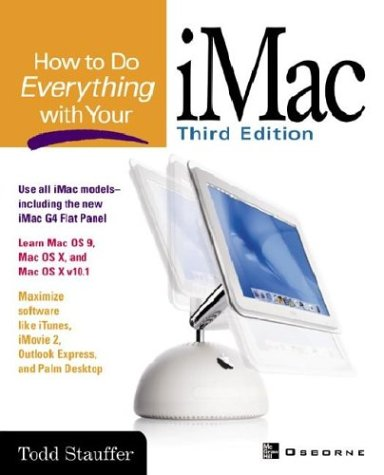 9780072191851: How to Do Everything with Your iMac