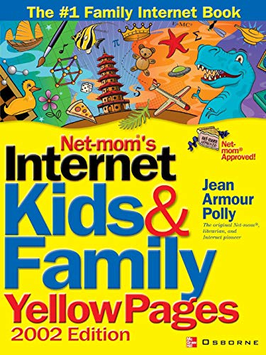 9780072192476: Net-Mom's Internet Kids & Family Yellow Pages 2002