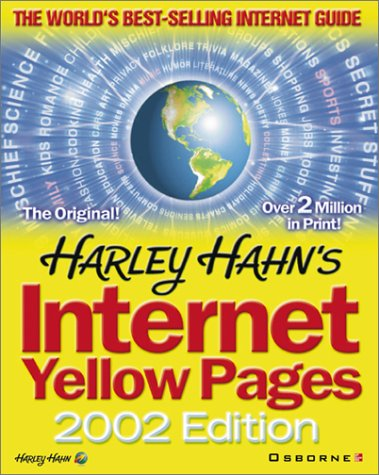 9780072192513: Harley Hahn's Internet Yellow Pages, 2002 Edition