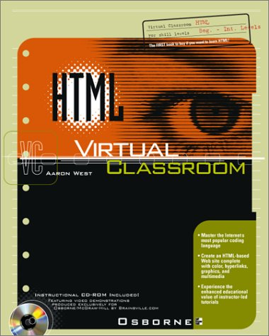 9780072192568: HTML Virtual Classroom