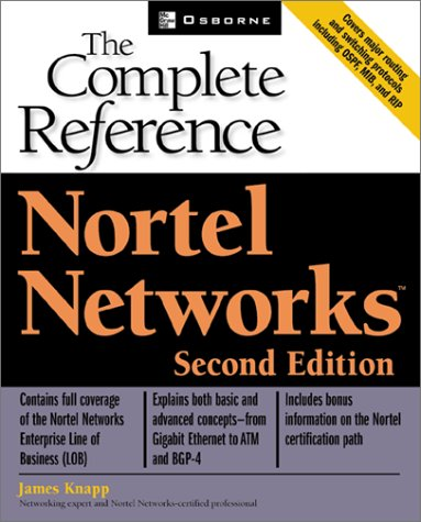 9780072192810: Nortel Networks: The Complete Reference
