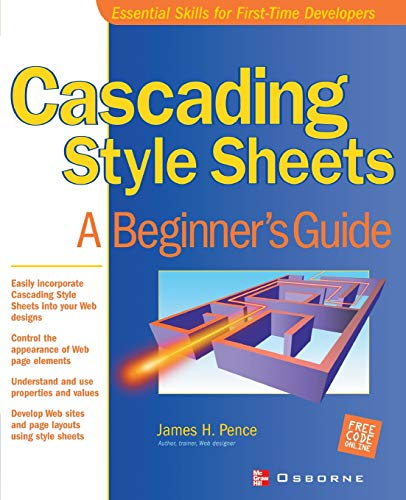 9780072192957: Cascading Style Sheets: A Beginner's Guide