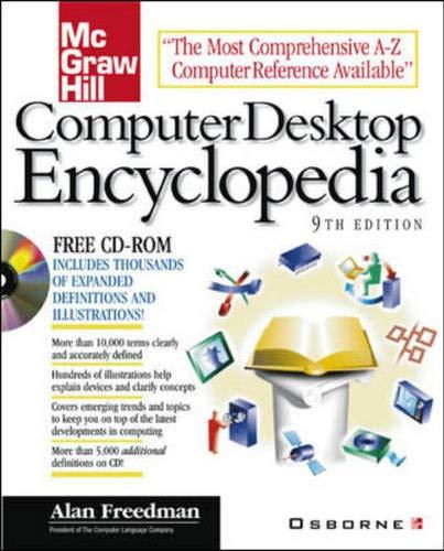 9780072193060: The Computer Desktop Encyclopedia