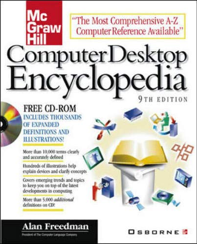 9780072193060: Computer Desktop Encyclopedia, 9th Ed.