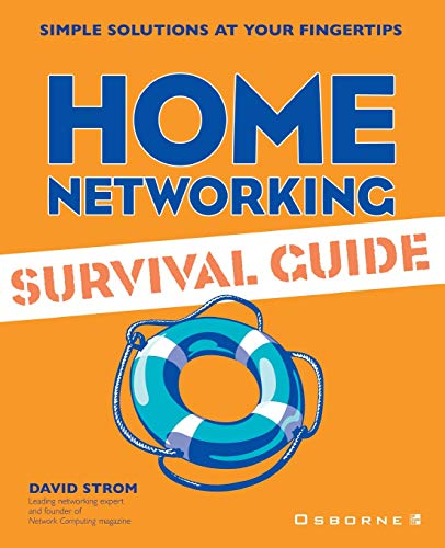 9780072193114: Home Networking Survival Guide