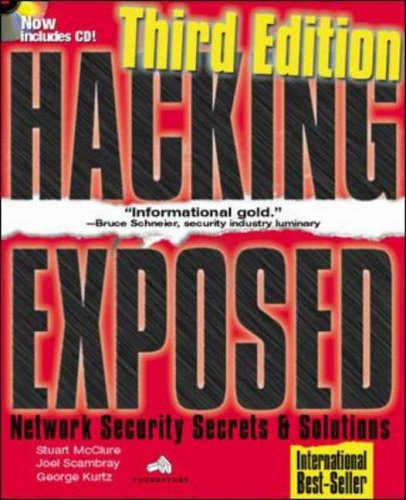 9780072193817: Hacking Exposed: Network Security Secrets & Solutions, 3/e
