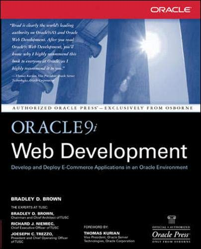 9780072193886: Oracle9i Web Development
