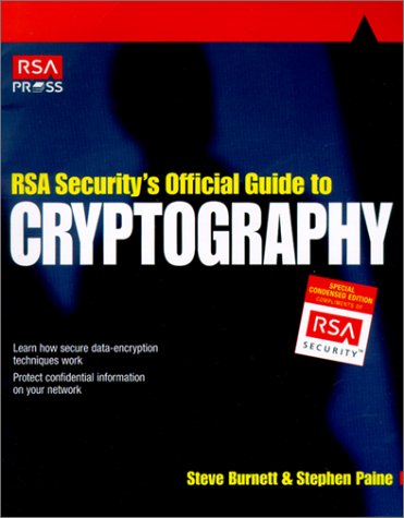 9780072194043: RSA Security's official guide to cryptography