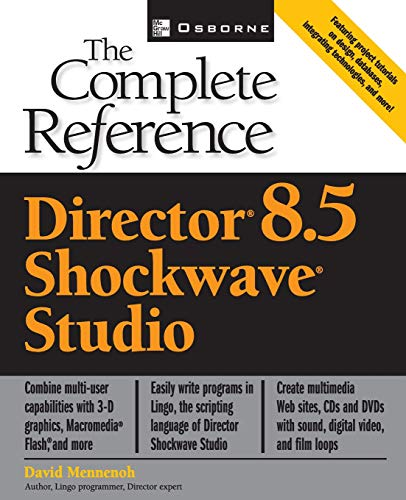 9780072194098: Director(R) 8.5 Shockwave(R) Studio: The Complete Reference