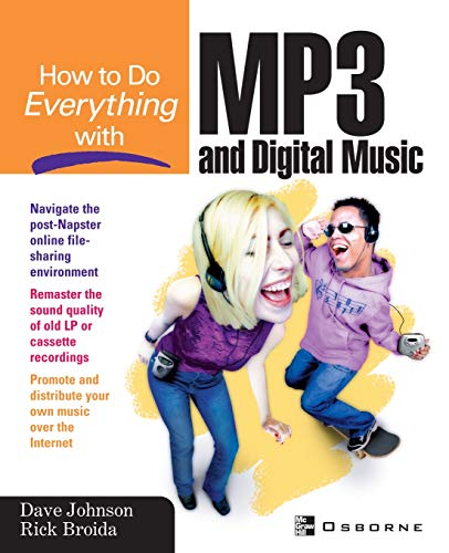 9780072194135: How to Do Everything with MP3 and Digital Music (HTDE)