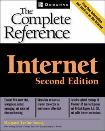 9780072194159: Internet: The Complete Reference