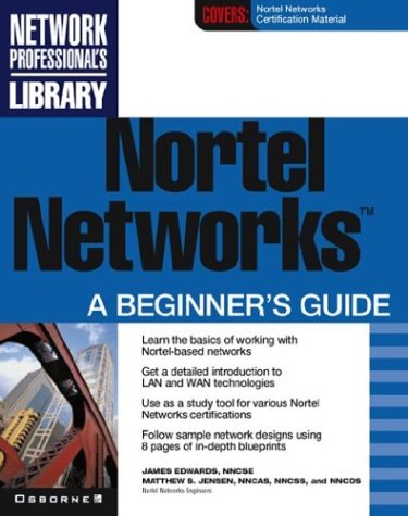 9780072194302: Nortel Networks: A Beginner's Guide