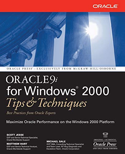9780072194623: Oracle9i for Windows(R) 2000 Tips & Techniques