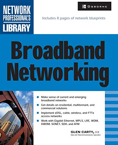 9780072195101: Broadband Networking