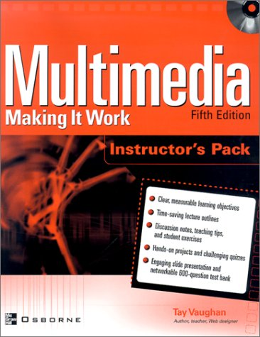 9780072195217: Multimedia: Making It Work: Instructor's Pack with CDROM