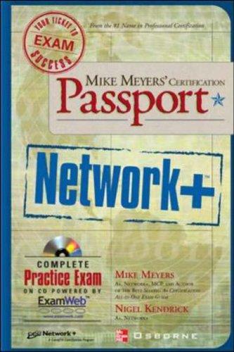 9780072195231: Mike Meyers' Network+ Certification Passport