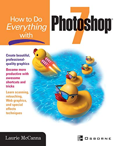 9780072195545: How to Do Everything with Photoshop 7