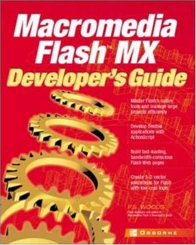 9780072195590: Macromedia Flash MX Developer's Guide