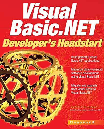 9780072195811: Visual Basic.NET(r) Developer's Headstart
