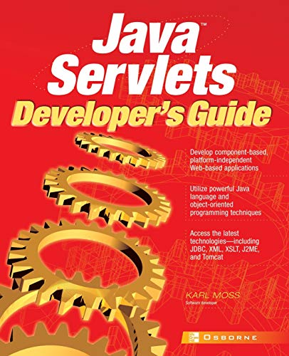 9780072222623: Java Servlets(tm) Developer's Guide