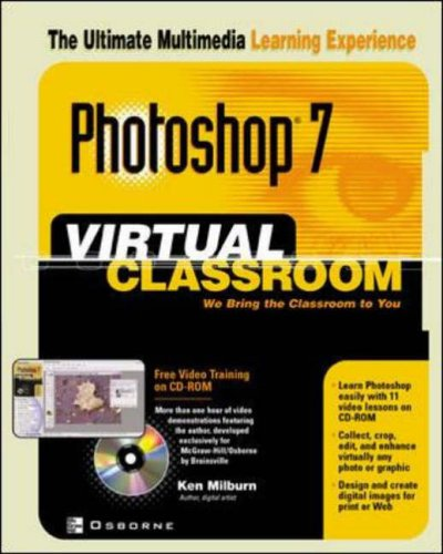 9780072223088: Photoshop 7: Virtual Classroom
