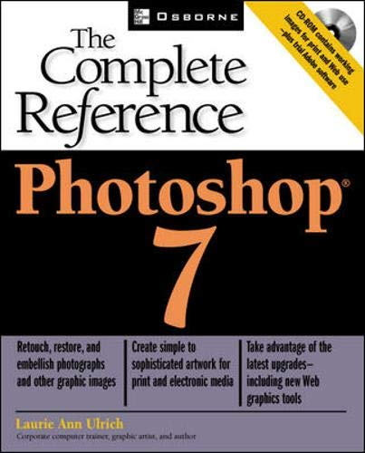9780072223118: Photoshop(R) 7: The Complete Reference
