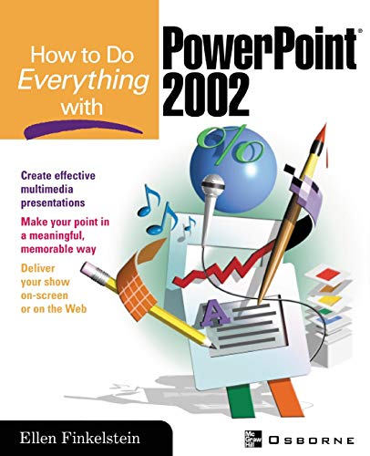 9780072223972: How to Do Everything with PowerPoint(R)