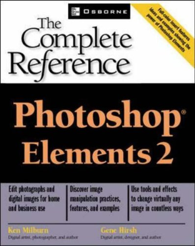 9780072224757: Photoshop Elements 2: The Complete Reference
